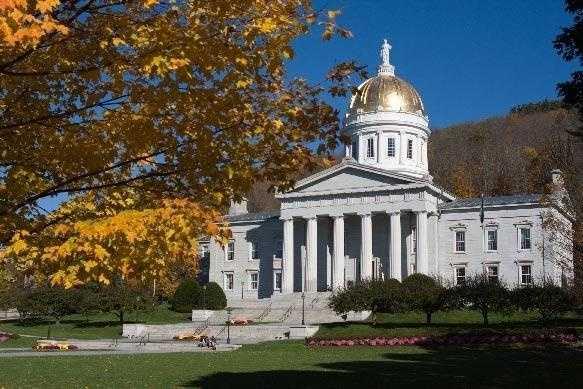 No. 12: Vermont ($18.77)