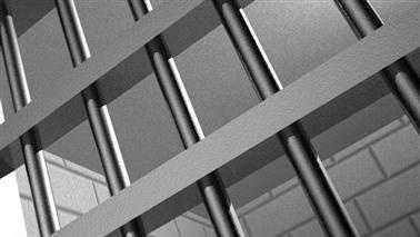 Prison bars - Generic