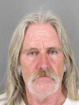 Brent Kastroff, 62, was arrested after fire officials suspected him of starting several fires near his Rossmoor home.
