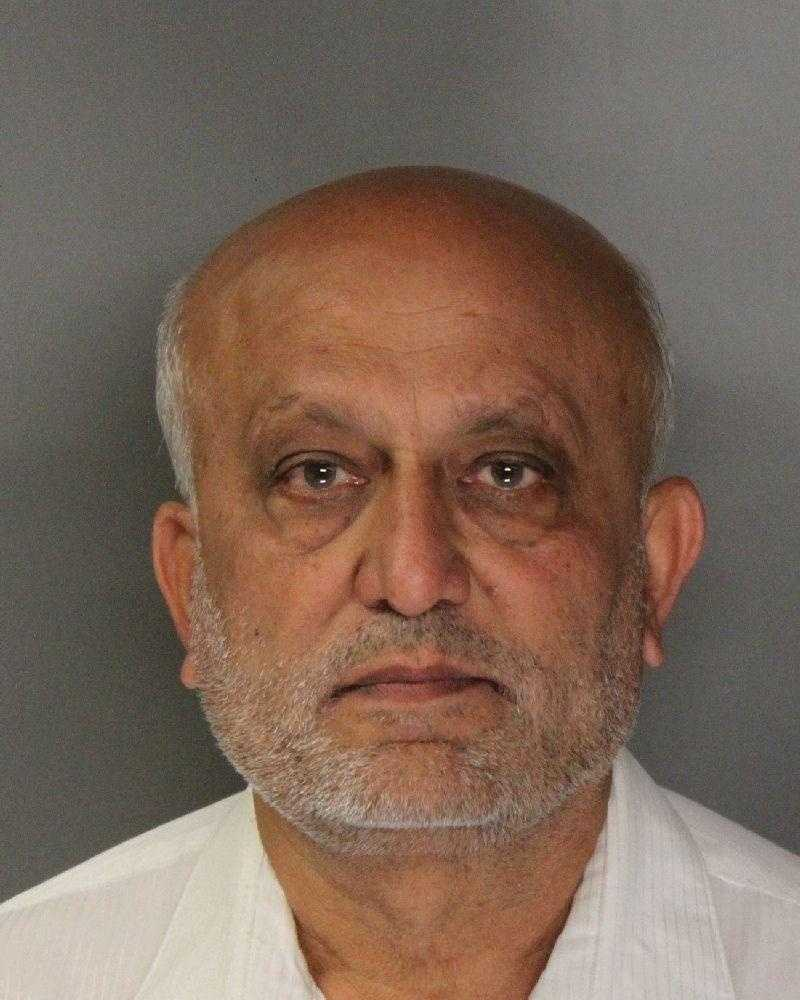Gyan Kalwani, 60, was arrested in connection with a two-month investigation into recyclers that purchase stolen copper, police said.