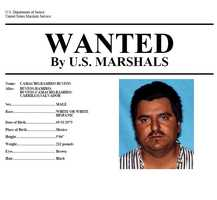 Ramiro Camacho: Camacho is sought by U.S. Marshals and is suspected of committing mail fraud and identity theft. Anyone with knowledge of Camacho's whereabouts is asked to call 916-930-2030.Click here to view enlarged image.