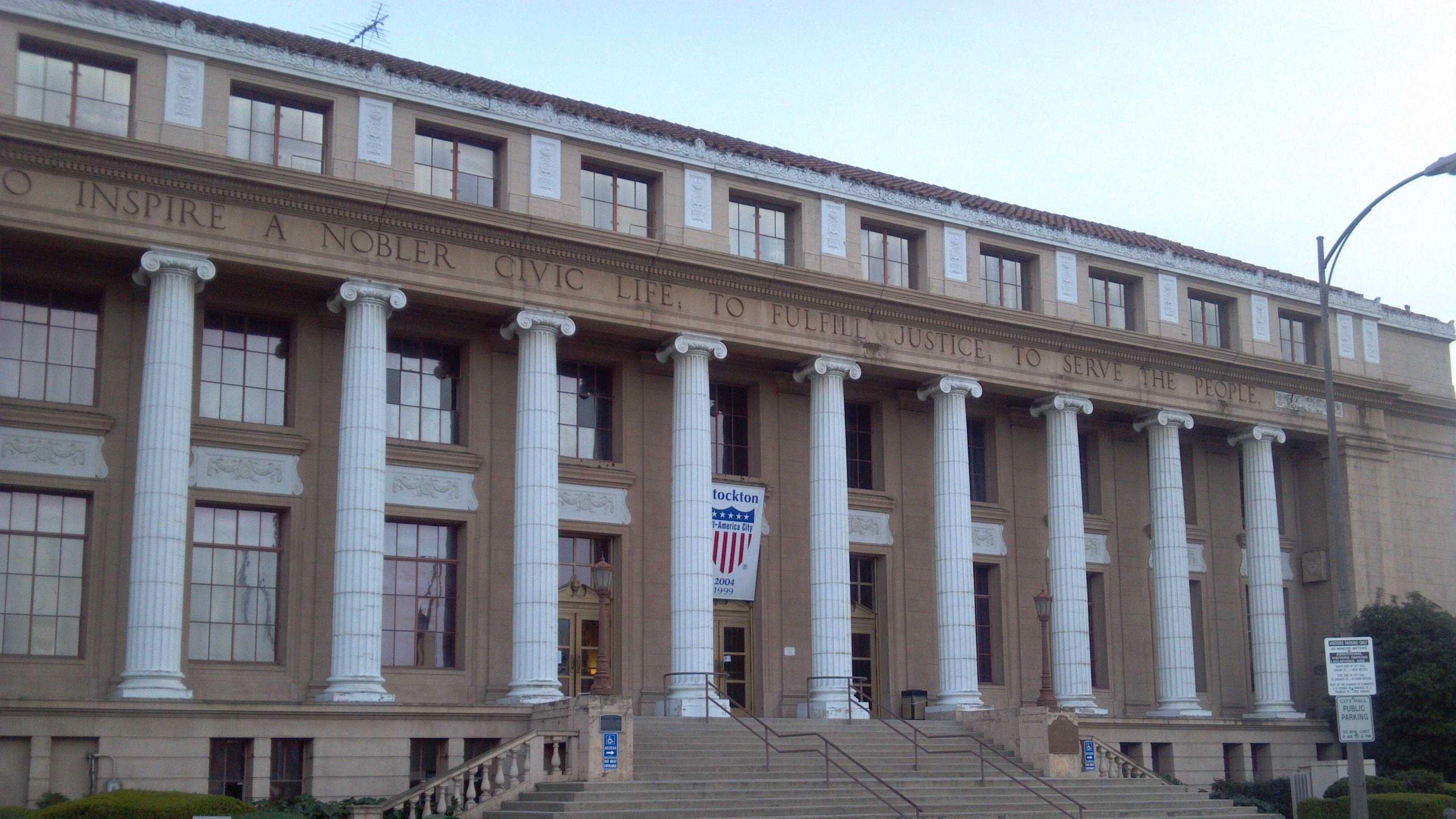 Stockton City Hall - 30558896