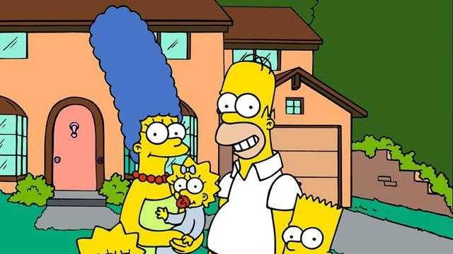 "Marge Simpson, ""The Simpsons"""