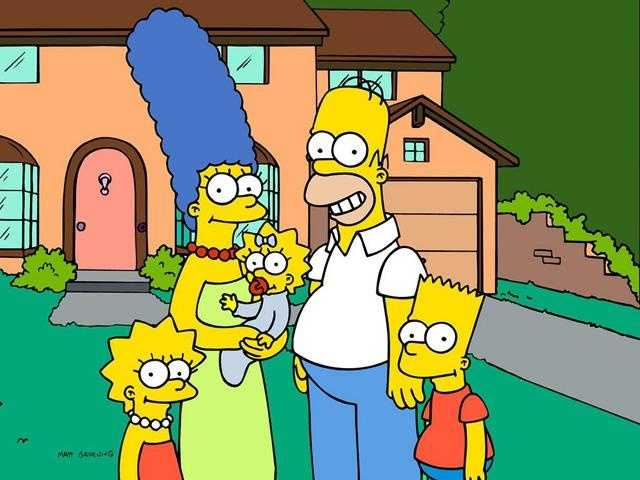 """Marge Simpson, """"The Simpsons"""""""