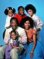 "Clair Huxtable, ""The Cosby Show"""