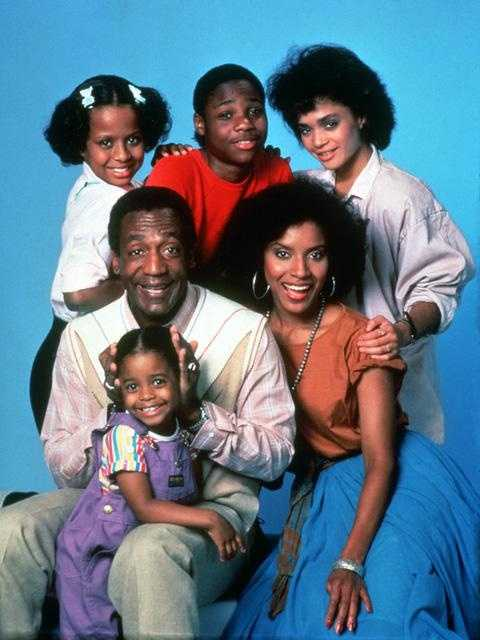 """Clair Huxtable, """"The Cosby Show"""""""