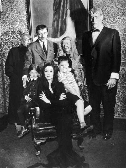 """Morticia Addams, """"The Addams Family"""""""