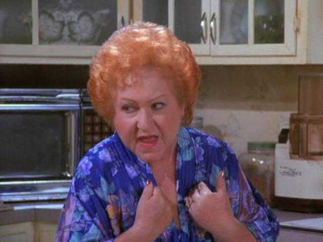 """Estelle Costanza, """"Seinfeld"""""""