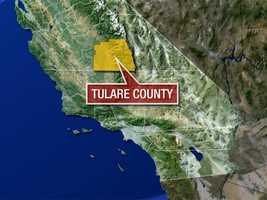 The obesity rate for Tulare County is 31 percent.