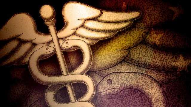 tue AP generic medical symbol Caduceus - 21350407