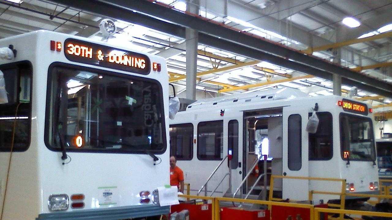 wed Siemens south Sacramento light rail trains factory no bug - 21231428