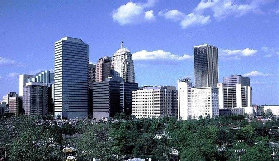 Oklahoma -- $38,400/year