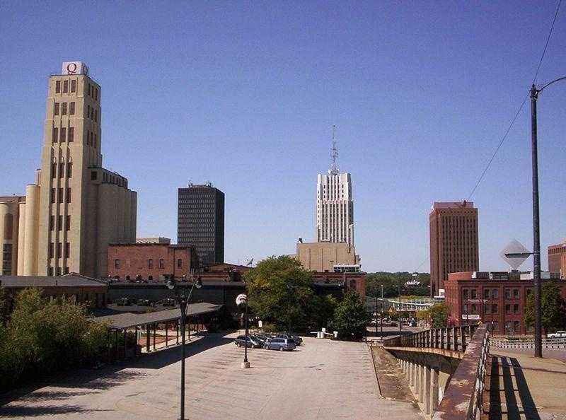 No. 14: Akron, Ohio