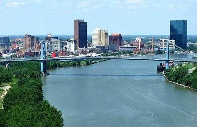 No. 8: Toledo, Ohio