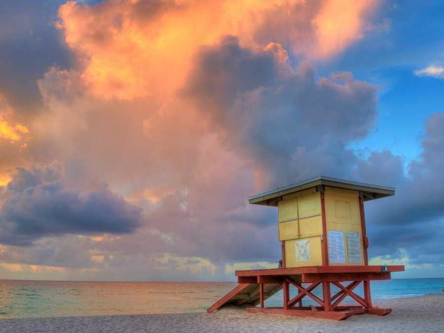 No. 7: Fort Lauderdale, Fla.