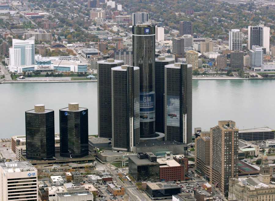 No. 2: Detroit, Mich.