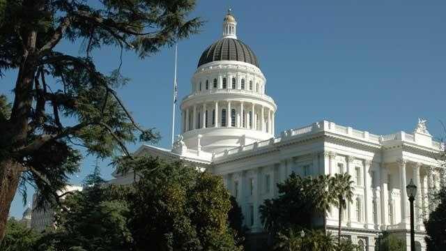 Generic California State Capitol 1 - 27676631