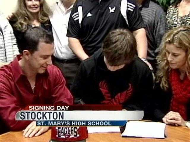 Bowe Merin committed to play football at Eastern Washington University.