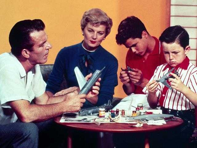 """June Cleaver, """"Leave It To Beaver"""""""