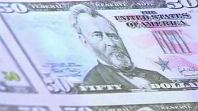 50-dollar bill