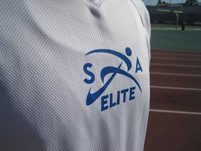 Elite runners represent the Sacramento Running Association in races.