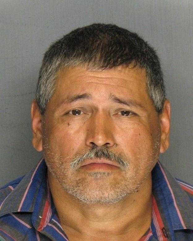 Francisco Contreras was arrested after a narcotics task force served search warrants at two homes in Modesto, deputies said.