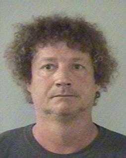 Robert Edward Mulready was arrested on suspicion of drug trafficking marijuana across the county.