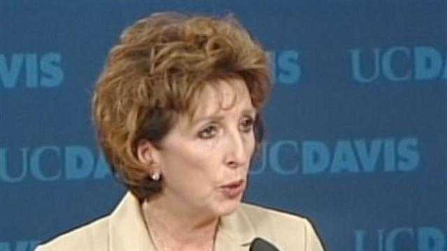 UC Davis faculty members voted to censure Chancellor Linda Katehi over past actions at the university.