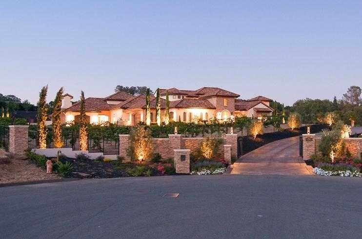 Home No. 2: Home-court advantage in Granite Bay. This Granite Bay home has nearly 8,000 square-feet of living space.