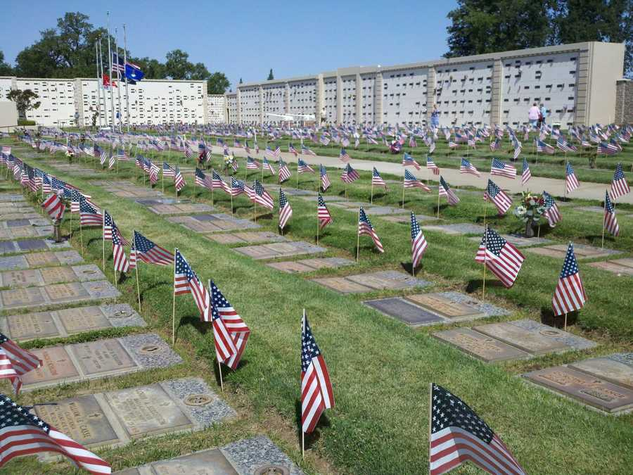 A Mount Vernon Memorial Day event is held Monday.