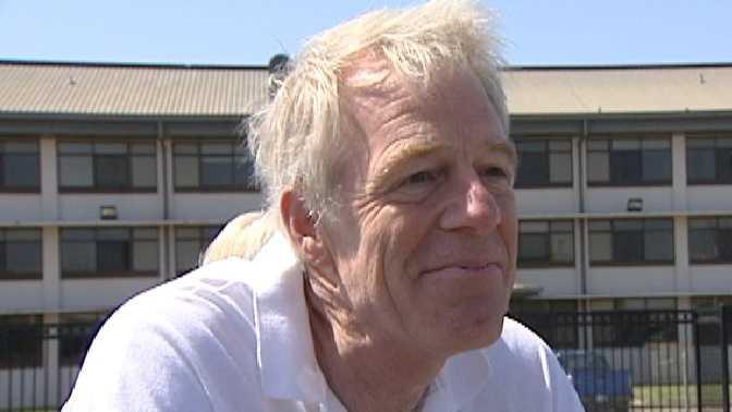 Roger Dickinson, D-Sacramento