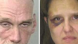 Bryan Denton, 49 and Stacey Perryman, 43