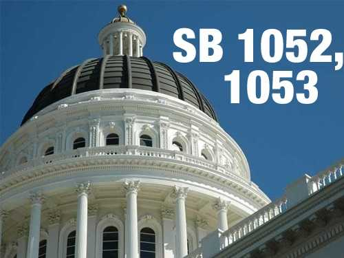 "SB 1052 and 1053: Establishes an ""open educational resource"" of free and low-cost digital versions of the 50 most popular course textbooks at the CSU, UC and community college systems."