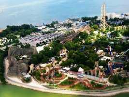 Cedar Point, OhioAdult: Online:  $44.99 / Gate:  $51.99Jr/Sr: Online:  $26.99 / Gate:  $26.99Starlight Ticket: Online: $32.99 (evening admission)