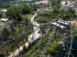 Carowinds is a 398-acre amusement park, located adjacent to Interstate 77 on the state line between North and South Carolina.Adult Online:  $44.99 / Gate:  $54.99Jr/Sr Online:  $36.99 / Gate:  $36.99Evening Admission:  Online: $24.99 / Gate: $29.99 Parking: $12.00