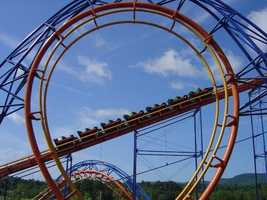 Six Flags Great Escape - Lake George, NYADULT: $49.99 (at the gate)&#x3B; $36.99 (online discount)CHILD: $39.99&#x3B; Parking: $18.00