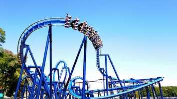 Six Flags Over Georgia - Atlanta, GAADULT: $54.99 (at the gate)&#x3B; $39.99 (online discount)CHILD: $39.99&#x3B; Parking: $20.00