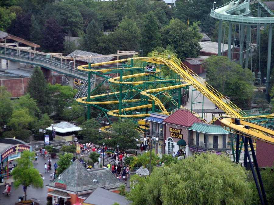 Six Flags Great America - Chicago, ILADULT: $59.99 (at the gate)&#x3B; $39.99 (online discount)CHILD: $39.99&#x3B; Parking: $20.00