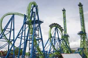 Six Flags New England - Springfield, MAADULT: $49.99 (at the gate)&#x3B; $39.99 (online discount)CHILD: $39.99&#x3B; Parking: $20.00