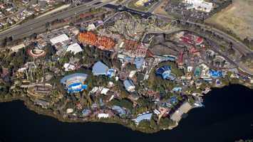 Six Flags Discovery Kingdom - Vallejo, CAADULT: $54.99 (at the gate)&#x3B; $37.99 (online discount)CHILD: $37.99&#x3B; Parking: $15.00