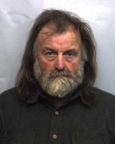 Barry Sanford, 64, was arrested on charges stemming from an illegal marijuana operation uncovered in the Mendocino National Forest, authorities said.