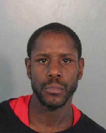 Damon Hamilton was arrested on suspicion of stabbing and robbing an 84-year-old man in Fairfield, police said.