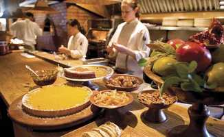 You can't call yourself a foodie until you've eaten at legendary Chez Panisse. This shrine of early California cuisine, owned and operated by celebrated chef Alice Waters, plates up some of the most stunning food you will ever encounter.