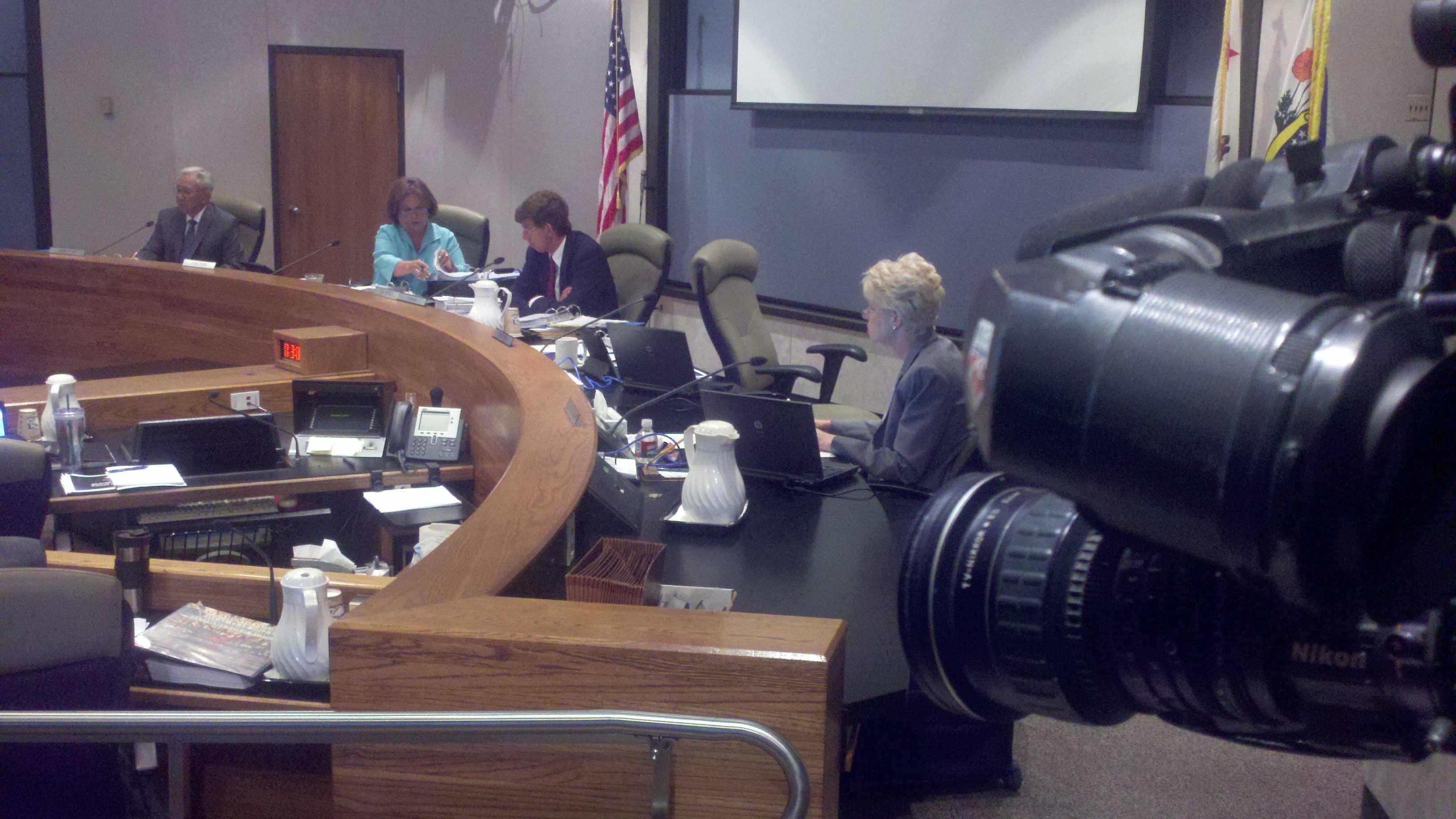 Sacramento County Board of Supervisors