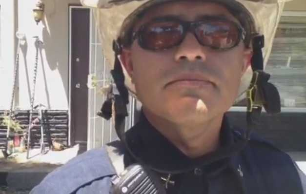 A Sacramentofirefighterdescribes how the fire might have started.14807174