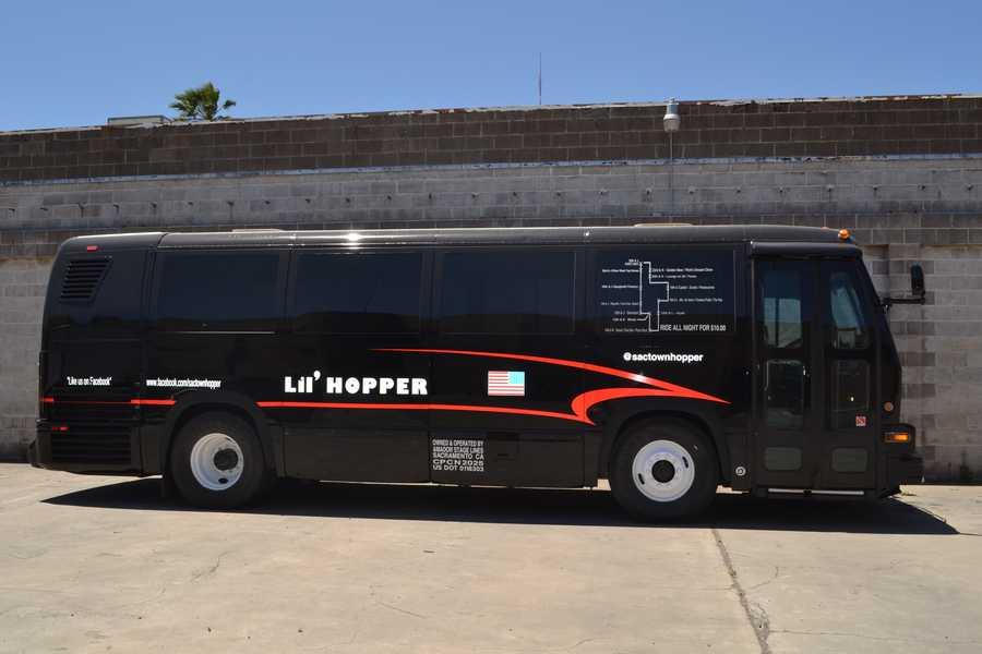 The company plans to a second route called the Lil' Hopper.
