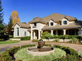 This home is located within a gated community.