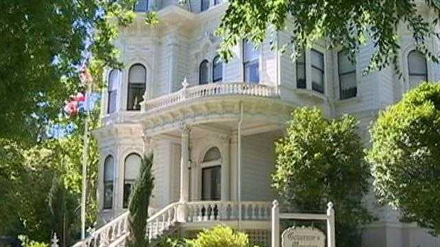 Governor's Mansion State Park