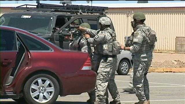 KCRA got a peak at how SWAT agencies prepare for real situations on Wednesday.