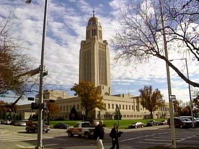 17. (tie) Nebraska -- 118 degrees (July 24, 1936)